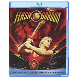 Blu-ray. FLASH GORDON