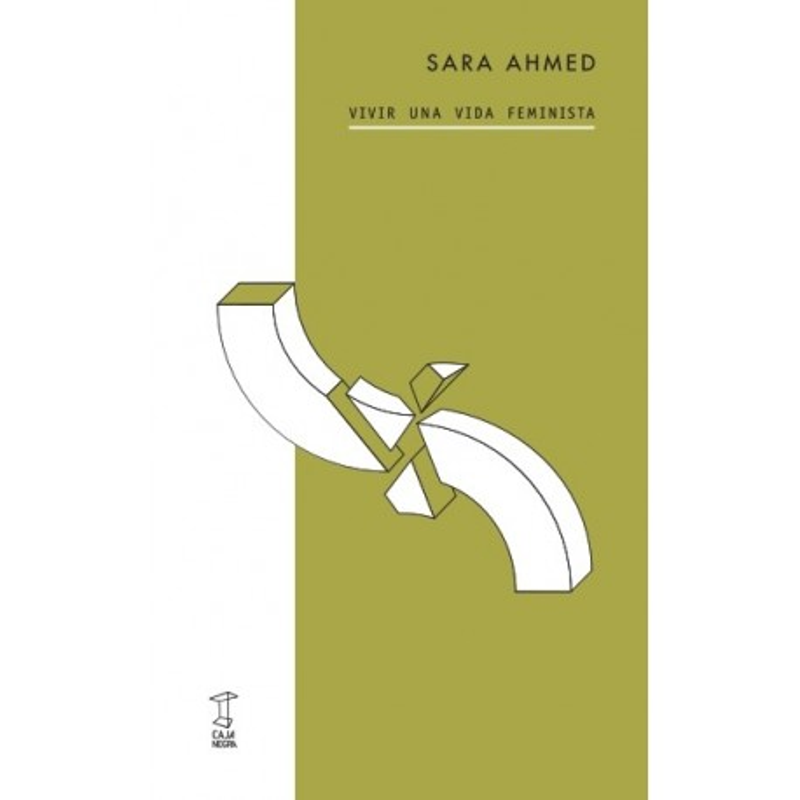 Libro. VIVIR UNA VIDA FEMINISTA