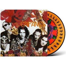 Vinilo transparente. Soda Stereo. COMFORT Y MÚSICA PARA VOLAR. MTV Unplugged