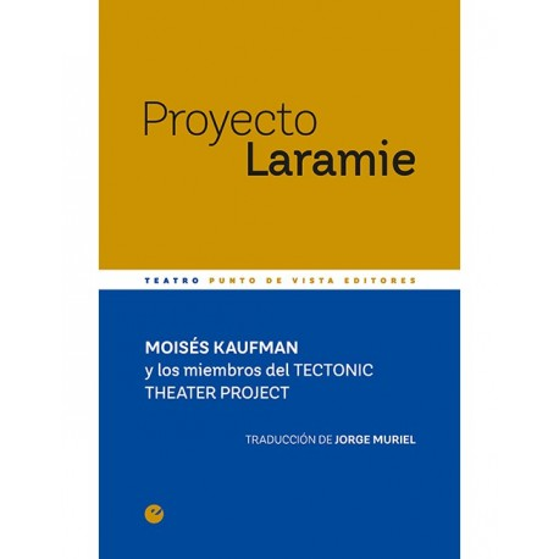 Libro. PROYECTO LARAMIE