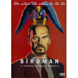 DVD. BIRDMAN