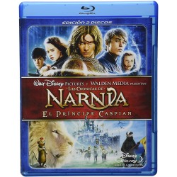 Blu-ray. NARNIA. El príncipe Caspian