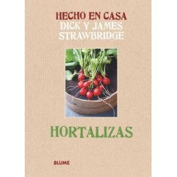 Libro. HECHO EN CASA - HORTALIZAS