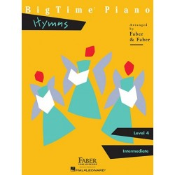 Libro. BIGTIME PIANO HYMNS - Level 4