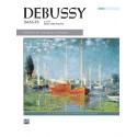 Partitura. Debussy: Images, Book 1