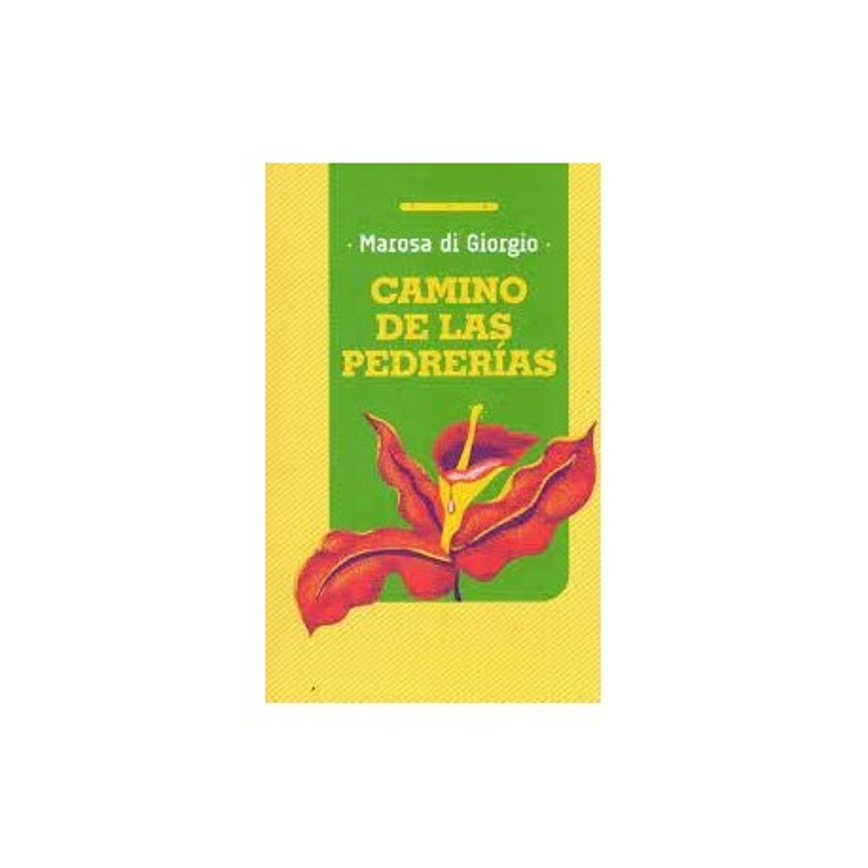 Libro. CAMINO DE LAS PEDRERÍAS