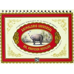 Libro. ANIMALARIO UNIVERSAL DEL PROFESOR REVILLOD