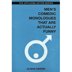 MEN'S COMEDIC MONOLOGUES THAT ARE ACTUALLY FUNNY