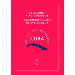 Libro. UNA ISLA, TRES CONTINENTES, CUBA