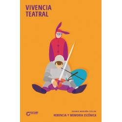 Libro. VIVENCIA TEATRAL