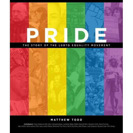 Libro. PRIDE. THE STORY OF THE LGBTQ EQUALITY MOVEMENT