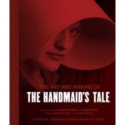 Libro. THE ART AND MAKING OF THE HANDSMAID'S TALE