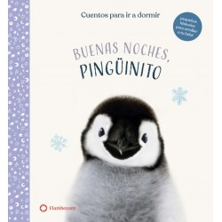 Libro. BUENAS NOCHES, PINGÜINITO