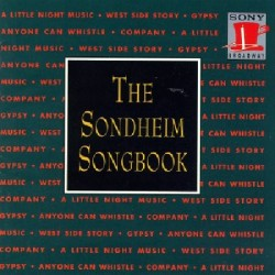 CD. THE SONDHEIM SONGBOOK