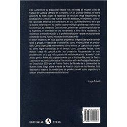 TEORÍA Y TÉCNICA DE LA ESCRITURA DE OBRAS TEATRALES