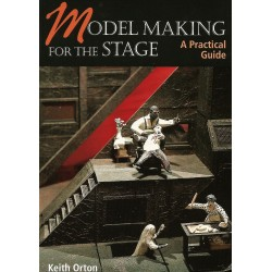 Libro. MODEL MAKING FOR THE STAGE - A PRACTICAL GUIDE