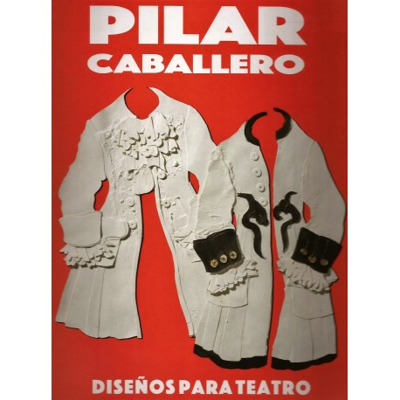 DISEÑOS PARA TEATRO - PILAR CABALLERO