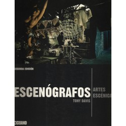 ESCENÓGRAFOS - ARTES ESCÉNICAS