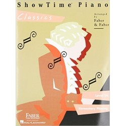SHOWTIME PIANO CLASSICS - LEVEL 2A - ELEMENTARY PRAYING