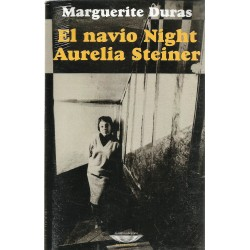Libro. EL NAVIO NIGHT AURELIA STEINER
