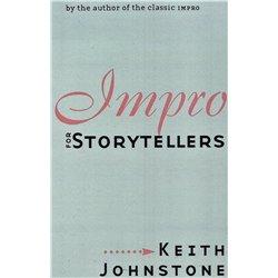 Libro. IMPRO - FOR STORYTELLERS