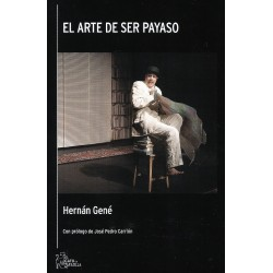 Libro. EL ARTE DE SER PAYASO