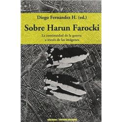 Libro. SOBRE HARUN FAROCKI