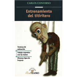 Libro. PUPPETS AND PERFORMING OBJECTS - A PRACTICAL GUIDE