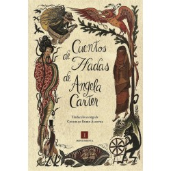 Libro. CUENTOS DE HADAS DE ANGELA CARTER