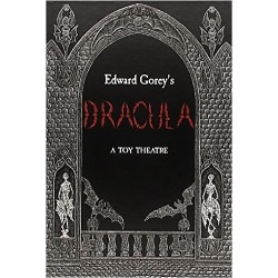 Libro. DRACULA - A TOY THEATRE