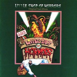 CD. LITTLE SHOP OF HORRORS