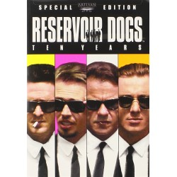 DVD. RESERVOIR DOGS (10th Anniversary Special Edition )