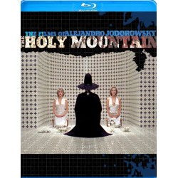 BluRay - THE HOLY MOUNTAIN (Authorized Edition)