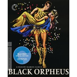 BluRay - BLACK ORPHEUS (Criterion)