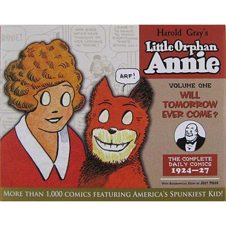 THE COMPLETE - LITTLE ORPHAN ANNIE