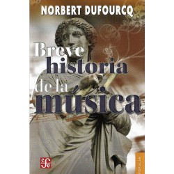Libro. BREVE HISTORIA DE LA MÚSICA