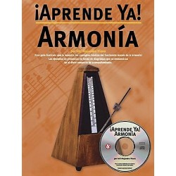 ¡APRENDE YA! ARMONÍA - INCLUYE CD