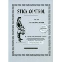 Partitura. STICK CONTROL. FOR THE SNARE DRUMMER
