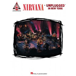 NIRVANA UNPLUGGED IN NEW YORK - RECORDED VERSIONS GUITAR
