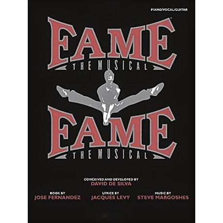 FAME - THE MUSICAL (PIANO - VOCAL - GUITAR) BOOK