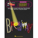 Partiura. THE BEST BROADWAY SONGS EVER - EZ PLAY TODAY VOL 203 (ORGANS - PIANOS & ELECTRONIC KEYBOARDS)