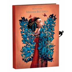 Libro. MADAME BUTTERFLY