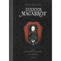 Libro. CUENTOS MACABROS