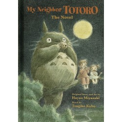 Libro. MY NEIGHBOR TOTORO - THE NOVEL