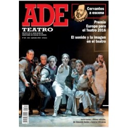 Revista ADE TEATRO 161