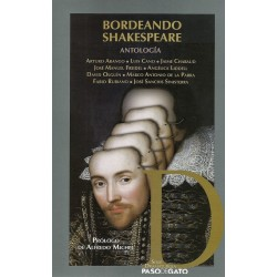 Libro. BORDEANDO A SHAKESPEARE - ANTOLOGÍA