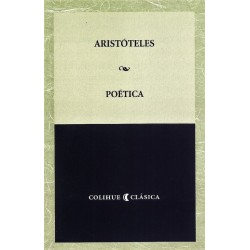 Libro. POÉTICA - ARISTÓTELES