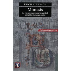 Libro. MIMESIS - LA REPRESENTACIÓN DE LA REALIDAD EN LA LITERATURA OCCIDENTAL
