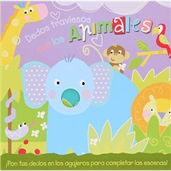 Libro de tela. BABY TIGER'S JUNGLE ADVENTURE - BABY BOOK