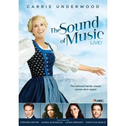 DVD. The Sound of music Live!
